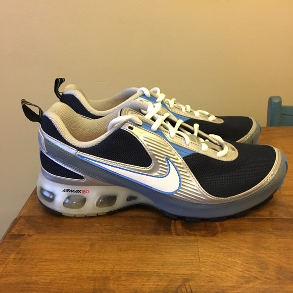 new arrival 4f433 e7b2e VTG Nike Air Max 180 shoes New Old Stock 2006 sz 9.  M 5c0ad8392beb79ffd0a7bc13